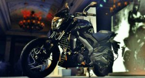 Bajaj Dominar 400 bike