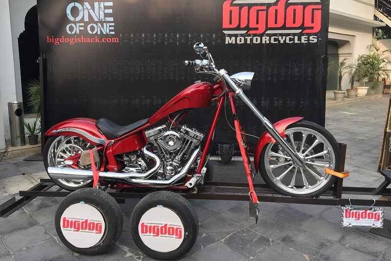 Big Dog Motorcycles India