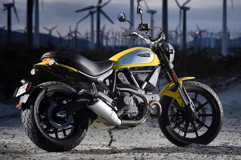 ducati scrambler receives a big price cut in india