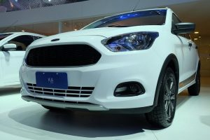 Ford Figo Cross (Trail)
