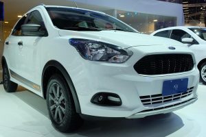Ford Figo Cross Front