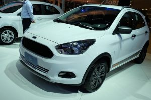 Ford Figo Cross Headlamps