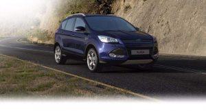Ford Kuga India