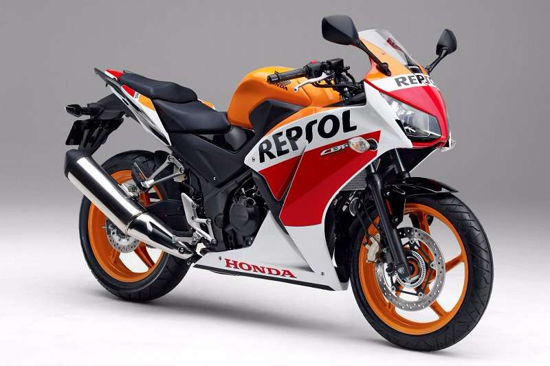 Honda CBR 250R Repsol Edition India