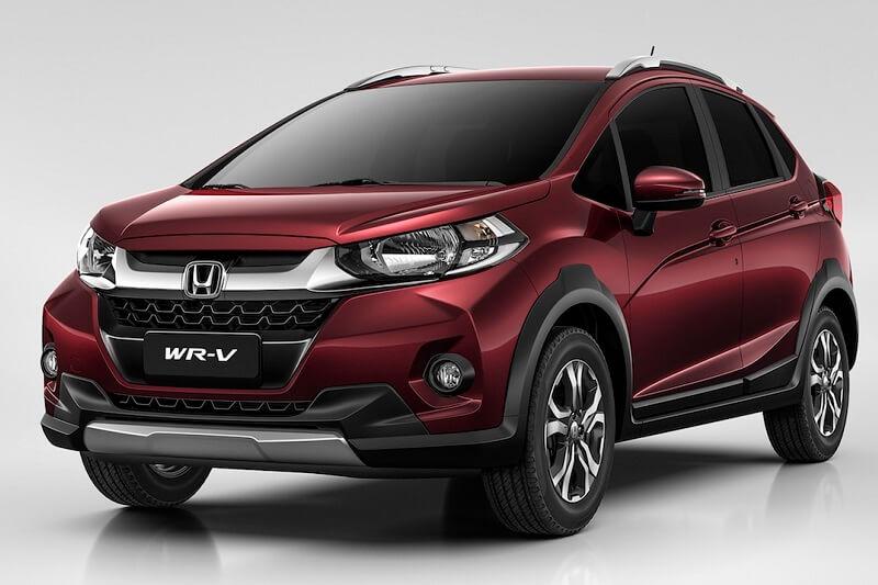 Honda WRV India