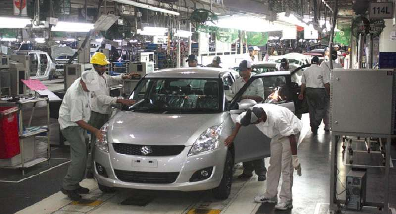 Maruti Suzuki to Set Up Japan-India Institute of Manufacturing in Gujarat
