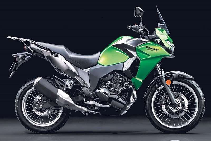 Kawasaki Versys X 300 India Side