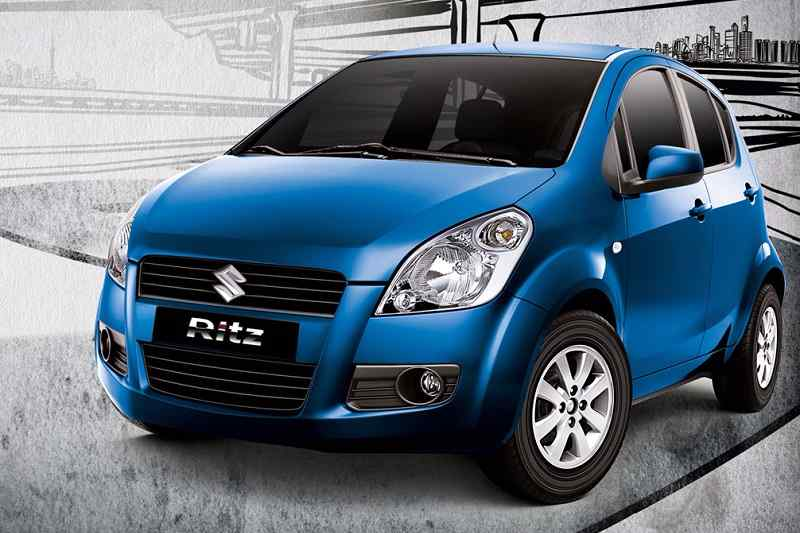 Maruti Ritz Discontinued