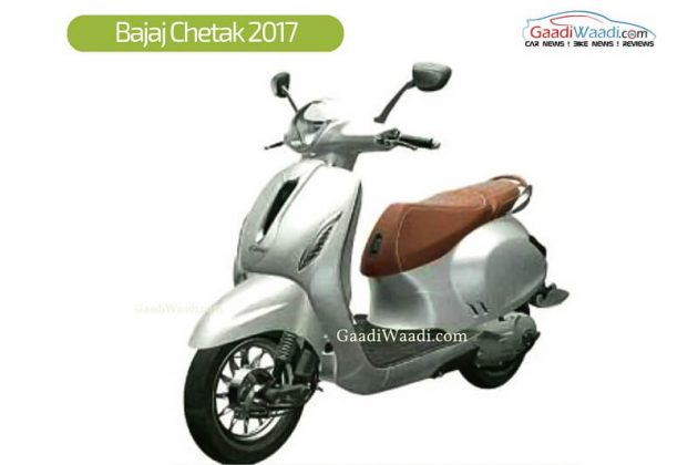 New Bajaj Chetak