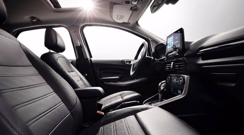 New Ford EcoSport Seats