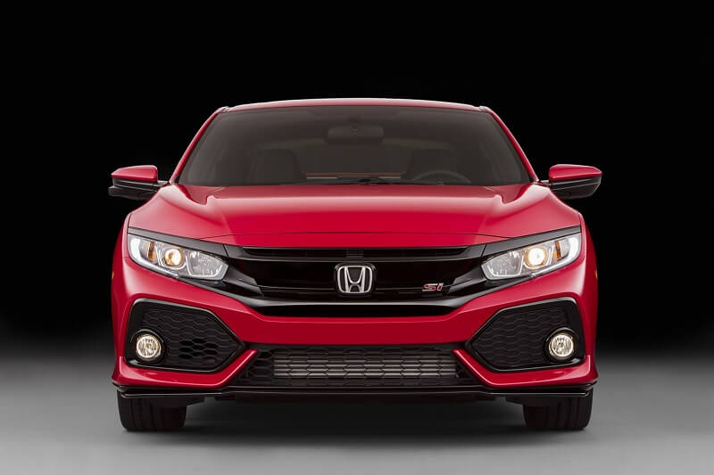 New Honda Civic Si Unveiled
