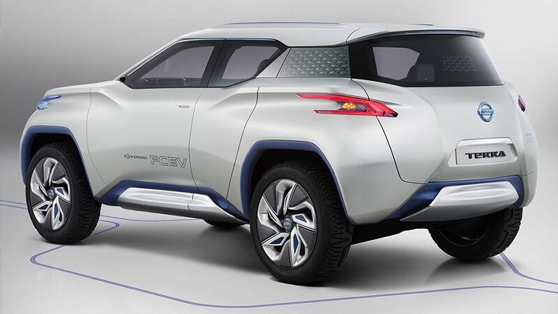 Nissan Terra zero emission SUV concept