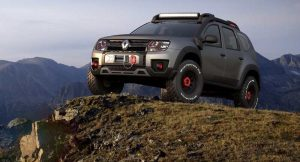 Renault Duster Extreme Edition