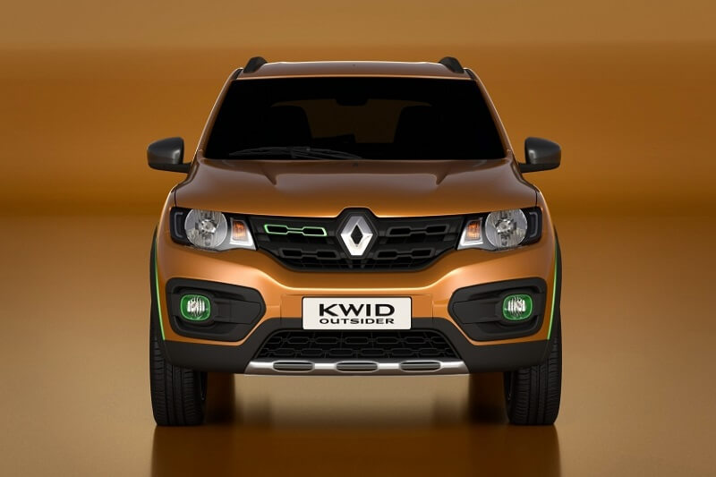 Renault Kwid Outsider Front