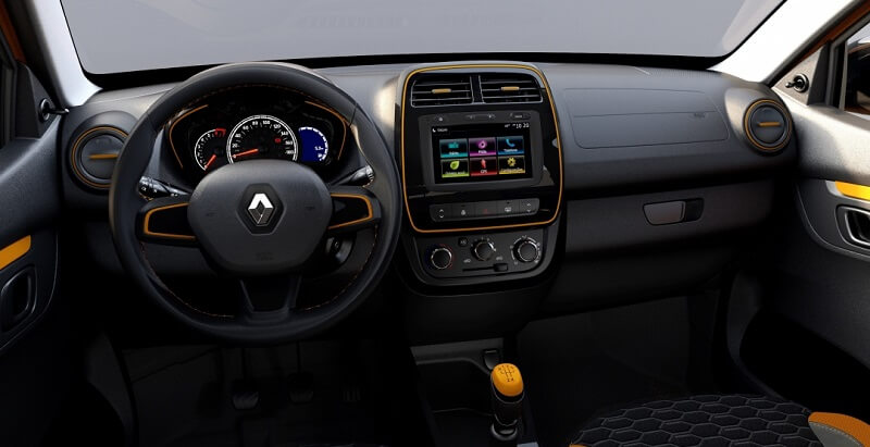 renault kwid outsider pictures features specifications. Black Bedroom Furniture Sets. Home Design Ideas