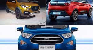 Upcoming Small SUVs Under 10 lakh (1)