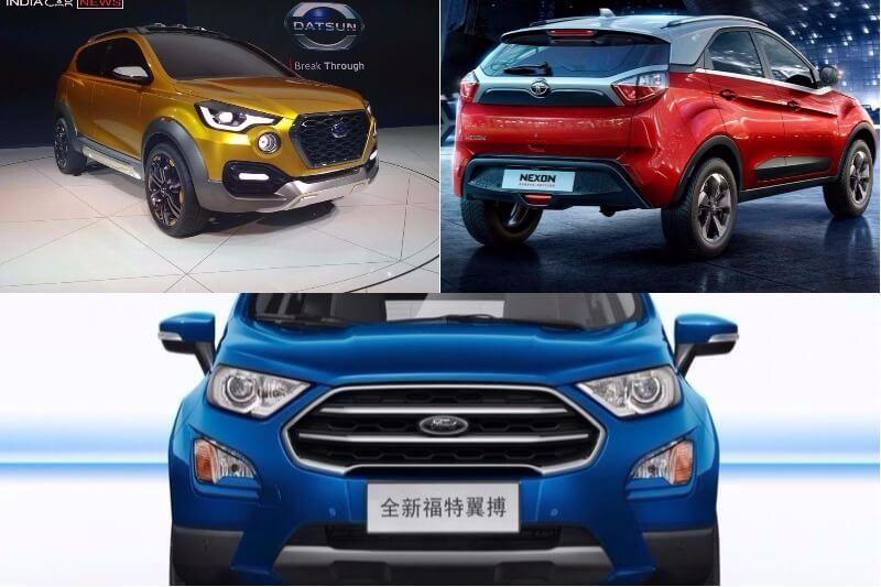 Upcoming Small SUVs Under 10 lakh (1)