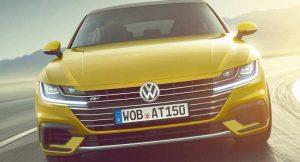 Volkswagen Arteon India front