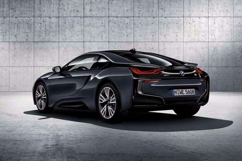 2018 Bmw I8 Facelift Exterior Interior Details Photo Gallery