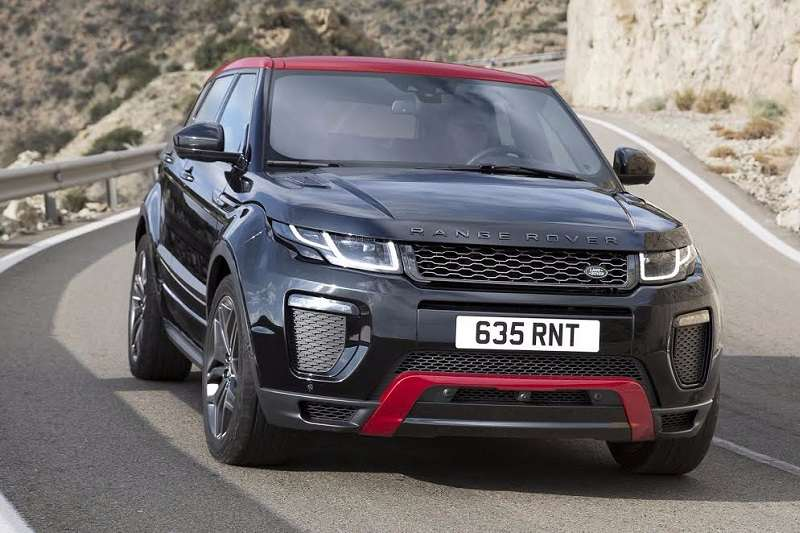 2017 Range Rover Evoque India Price Specifications Features