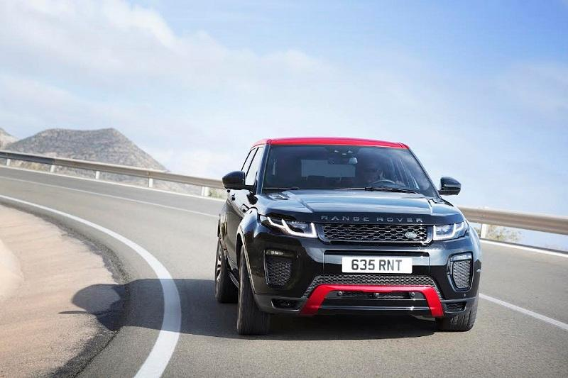 2017 Range Rover Evoque India