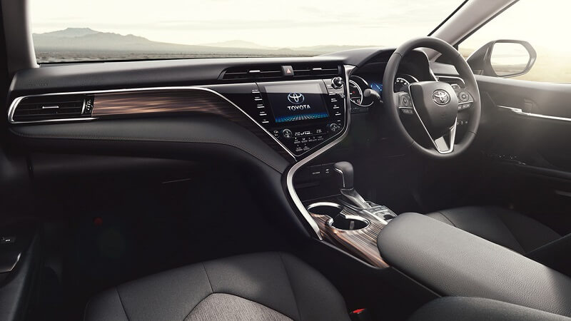 2018 toyota upcoming. simple toyota 2018 toyota camry hybrid india interior in toyota upcoming e