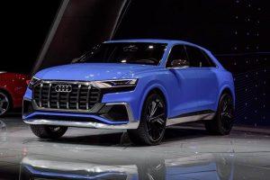 Audi Q8 SUV Concept