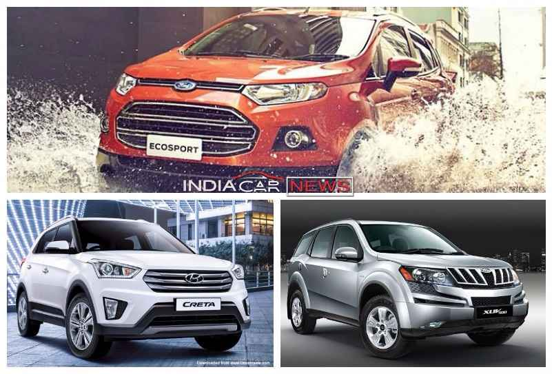 Top 10 suv cars in india under 20 lakhs