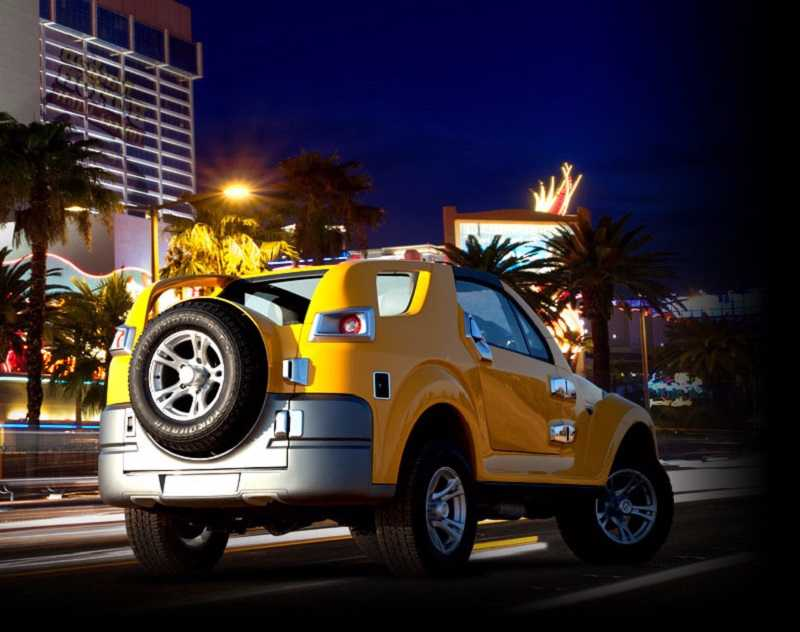 Dc Design S Modified Mahindra Thar Image Gallery