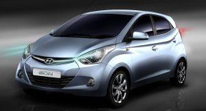 New Hyundai Eon 2017 Facelift