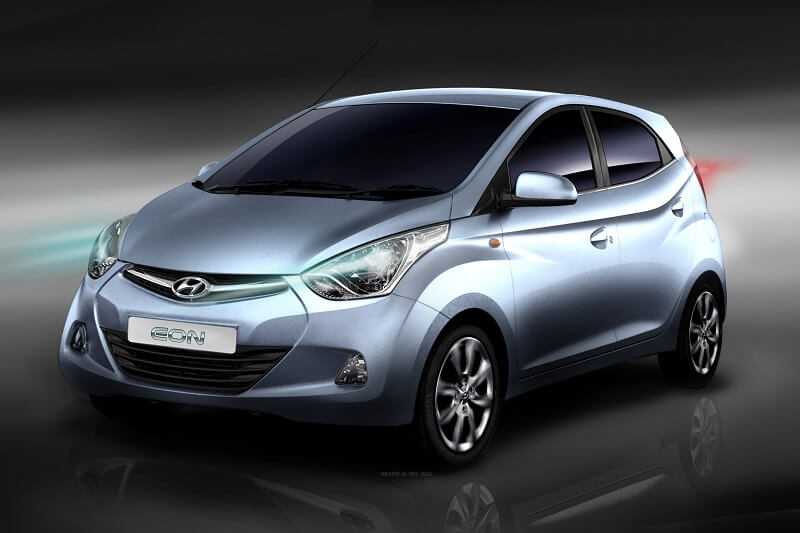 New Hyundai Eon 2017 Facelift