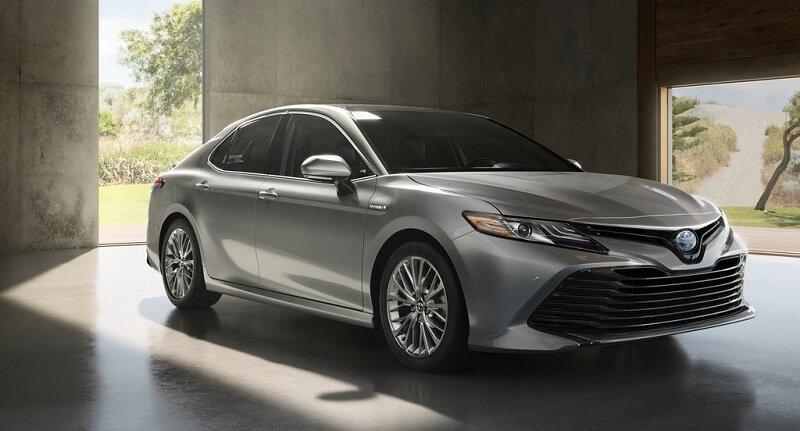 New Toyota Camry 2018