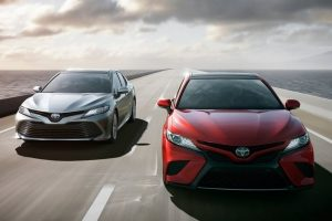 New Toyota Camry 2018