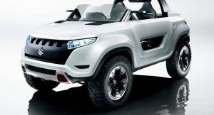 Suzuki New SUV