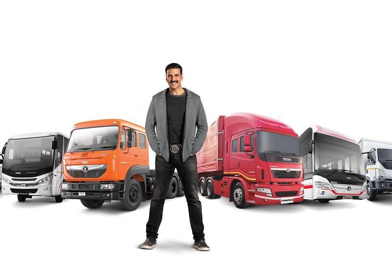Akshay Kumar Becomes Tata Motor's Brand Ambassador for CVs