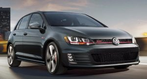 Volkswagen Golf GTI India