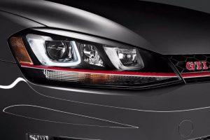 Volkswagen Golf GTI India spec