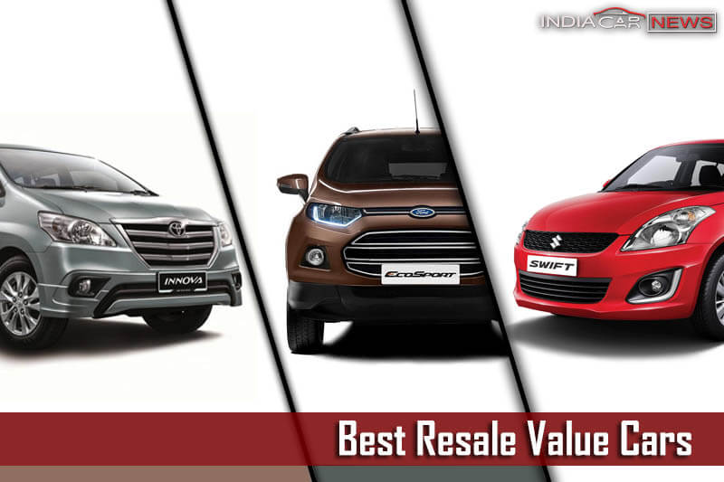 Cars With Best Resale Value In India Top 20 Gallery