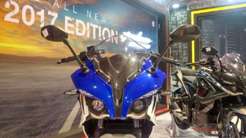 2017 Bajaj Pulsar RS200 Racing Blue Edition