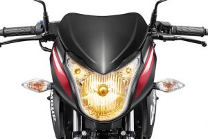 2017 Hero Glamour 125 cc India headlamp