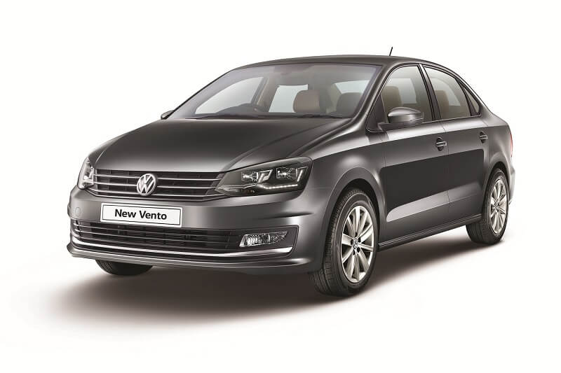 2017 Volkswagen Vento Highline Plus front
