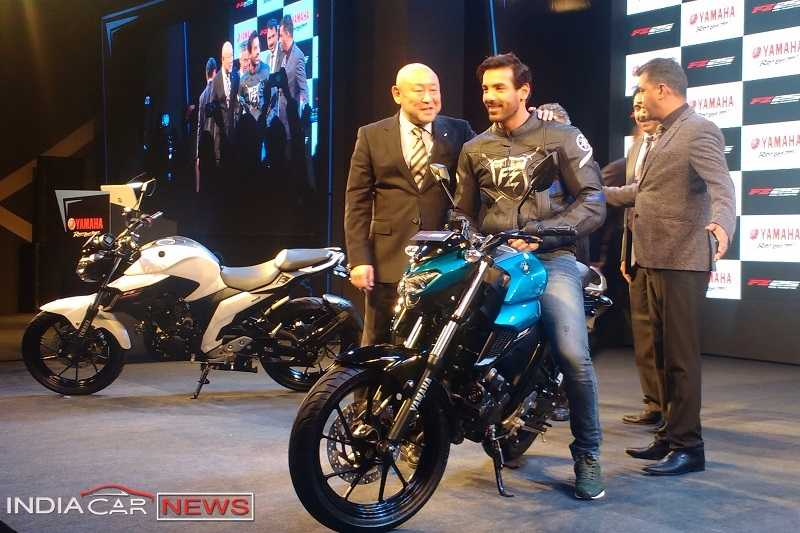 Yamaha fz25 price top speed mileage specifications colours for 2017 yamaha 250 sho price