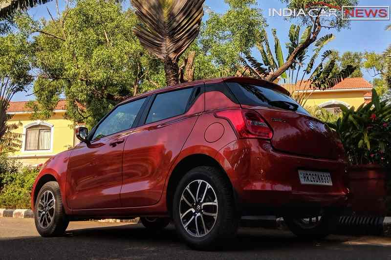 New Maruti Swift Vs Old Swift Price Specifications Mileage Features