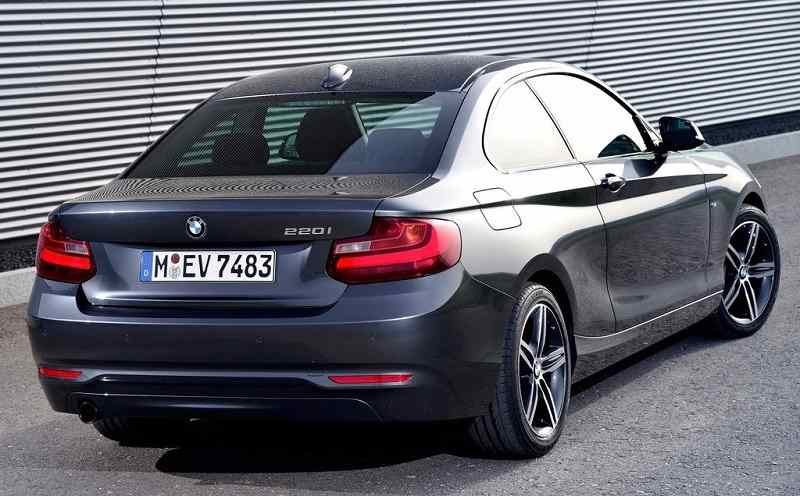 BMW 2 Series India launch date