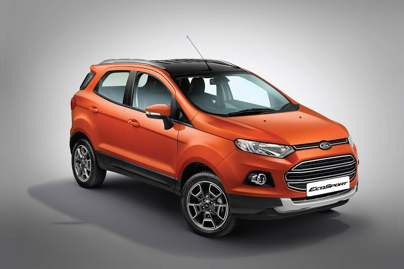 Ford EcoSport Platinum Edition price