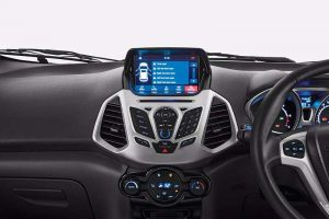 Ford EcoSport Platinum Edition features