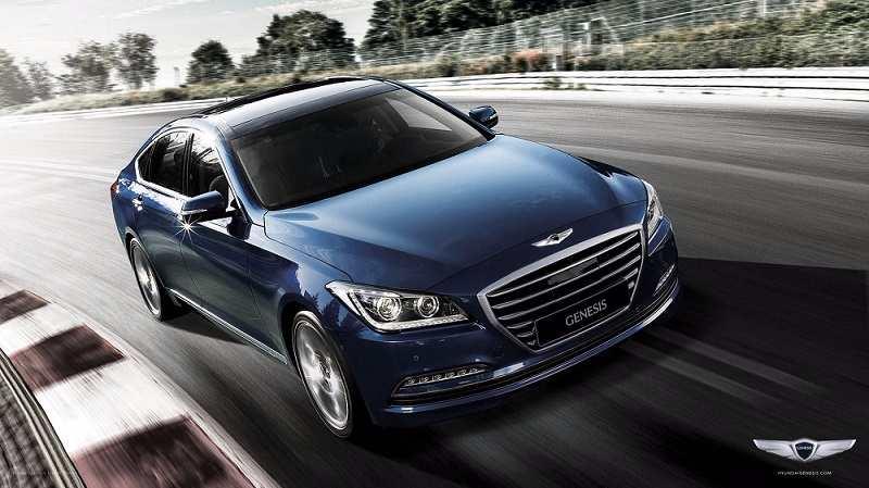 Hyundai Genesis India