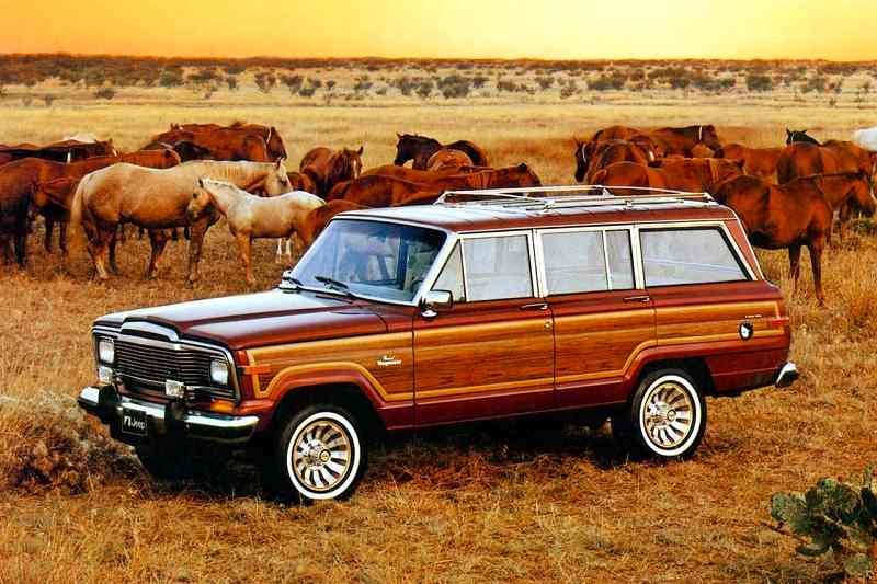 New Jeep Grand Wagoneer 2