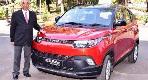 Mahindra KUV100 Anniversary Edition price