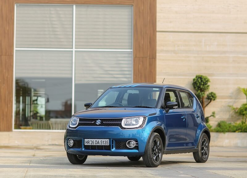 Maruti Suzuki Ignis Design Review